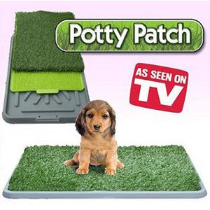 Запасной коврик «травка» для туалета Potty Patch 43*68