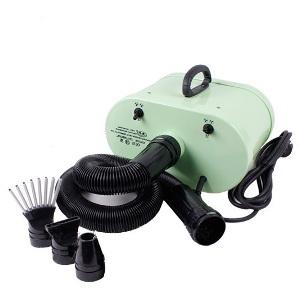 Двухмоторный компрессор Chun Zhou Water Blower S 22-2300W (4 скорости)