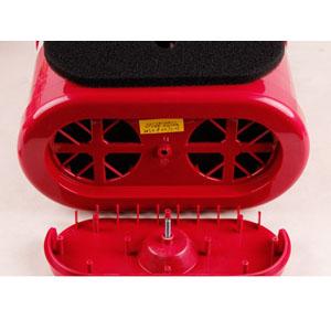 Фен-компрессор Chun Zhou Water Blower A 22-2300W / розовый