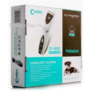Машинка для стрижки Codos CP-8000 Super Power