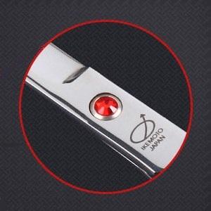 Ножницы прямые IKEMOTO 7 дюймов в футляре