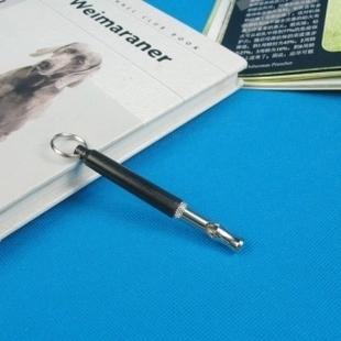 Ультразвуковой свисток для собак HOOPET серебро/черный