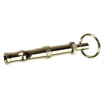 Ультразвуковой свисток для собак регулируемый, металл