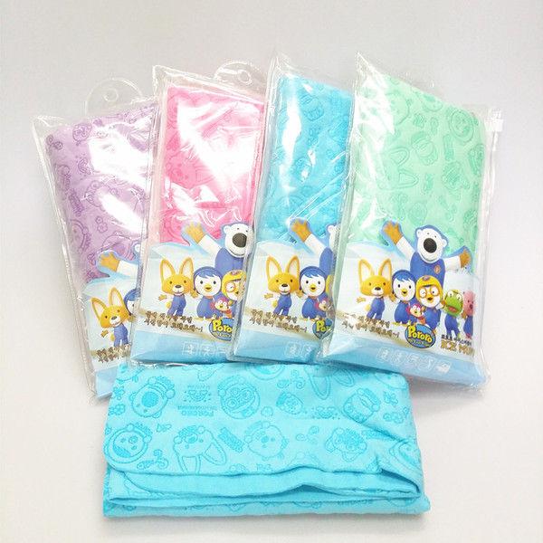 Охлаждающее впитывающее полотенце Pororo (L) 85*33