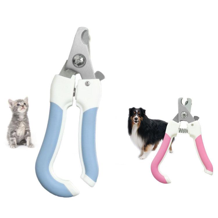 Когтерез c пилочкой HTBRUSH для маленьких собак, кошек
