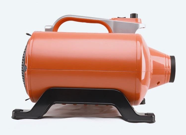 Компрессор двухмоторный Shernbao DHD-3000F orange/new 2016