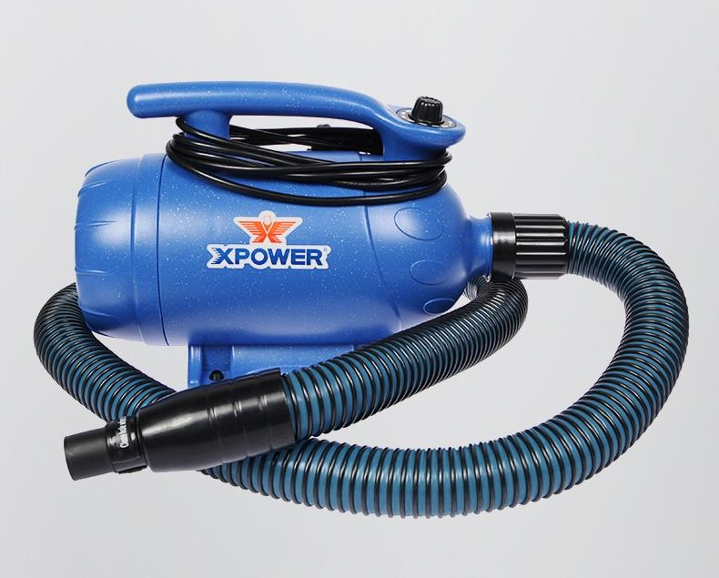 Компрессор Xpower B-4 с функцией пылесоса