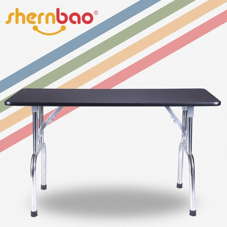 Стол грумерский складной Shernbao (Aeolus) FT-813 (L) 120*60*68
