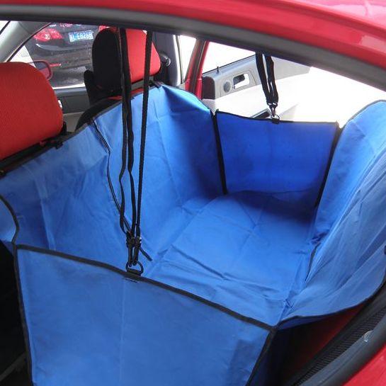 Автогамак-трансформер с ремнем безопасности