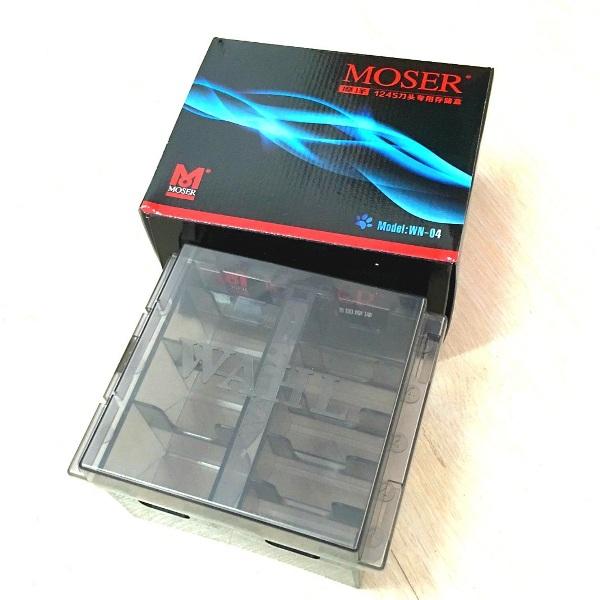 Коробка для насадок и ножей Wahl, WN-04