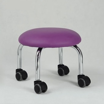 Стул для мастера, фиолетовый, 26 см