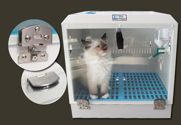 Сушильная камера для кошек и собак, без фена