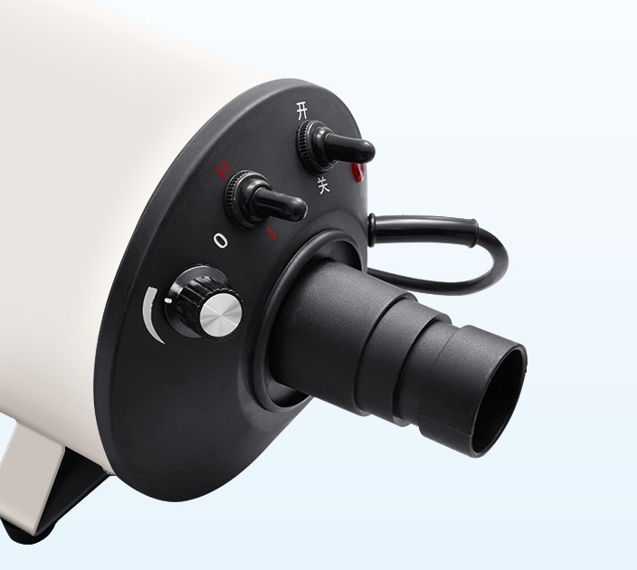 Фен-компрессор БС-2400 голубой