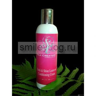 Sleek & Shine Leave On Conditioning Cream 300мл