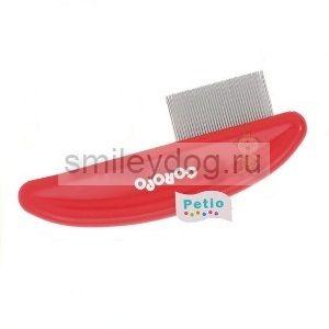 Гребень Petio Coropo красный, арт. 1402202