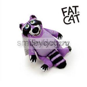 Игрушка ЕНОТ Fat Cat с пищалкой