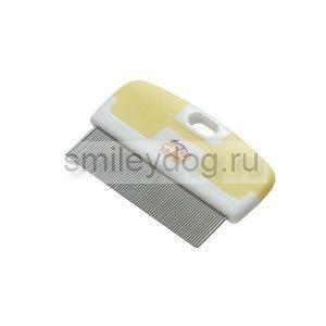 Гребень для собак и кошек DoggyMan Honey Smile HS-54