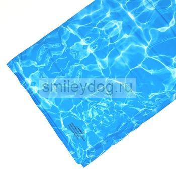 Коврик охлаждающий для собак, 88*49 (размер XL), голубой