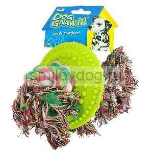 Игрушка Веревка с кольцом Dog Gnawit