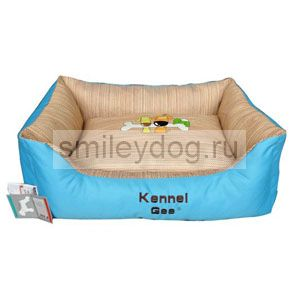 Лежак Kennel Gee мягкий с бортами